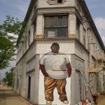 Chunky Toledo - Toledo, Ohio. Mario Torero artist 2011