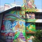 City of the Future - Chula Vista, California.  Mario Torero artist 2006