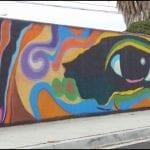 Keeler-Court Southeast San Diego.  Mario Torero artist 2010