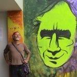 Cesar Vallejo - Lima, Peru. Mario Torero Artist 2014