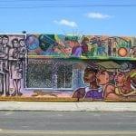 Mario Torero Artist - Los Immigrantes y el Futuro Barrio Logan 2004