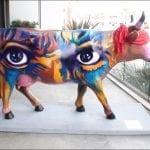 Mario Torero Artist - The Blindfold - Liberty Station San  Diego  1997