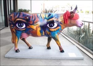 Mario Torero Artist - The Blindfold - Liberty Station San  Diego  1997