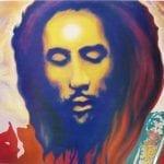 The Prophet - Poster. Mario Torero artist 1985