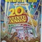 Veinte Años - Chicano Park Day 20th Anniversary Poster. Mario Torero artist 1990