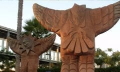 Mario torero sculptures