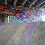Mestizaje - Chicano Park, Barrio Logan San Diego, California.  Mario Torero artist 2011