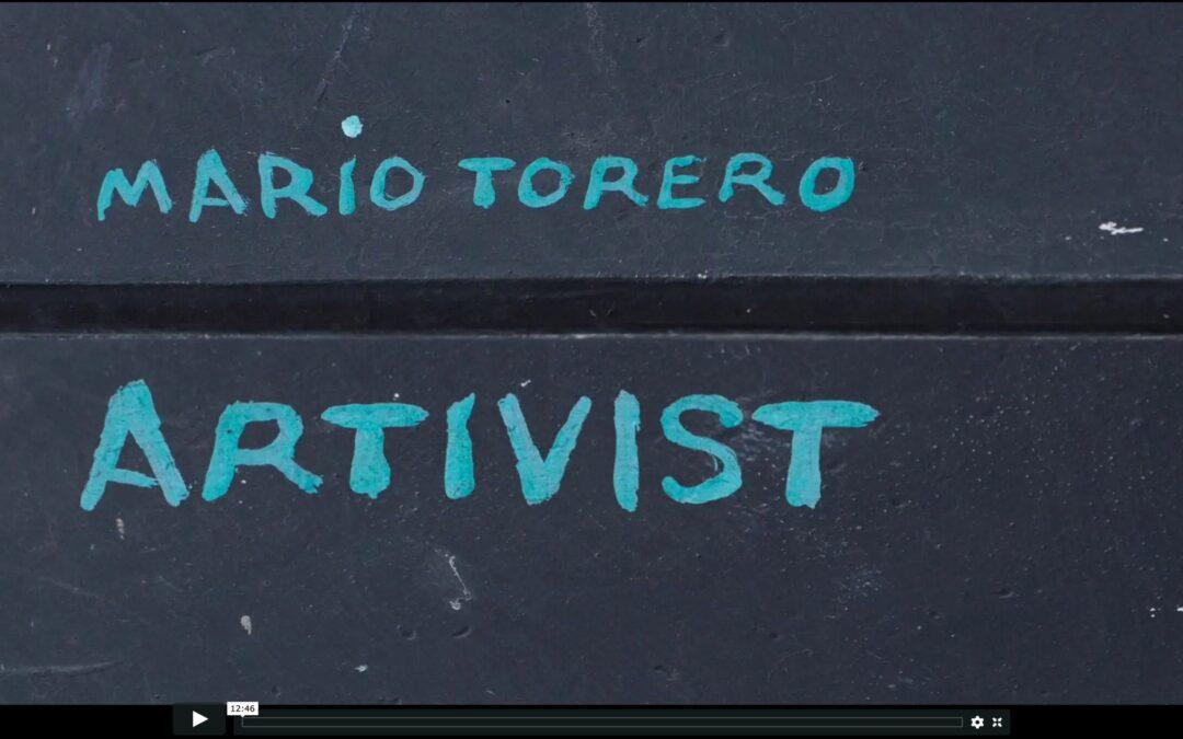 The Artist Odyssey: Mario Torero